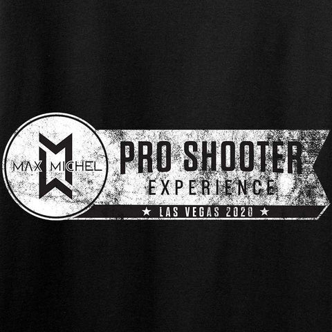 Max Michel Pro Shooter 2020 Wide Logo Tank