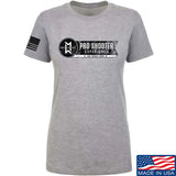 Ladies Max Michel Pro Shooter 2020 Wide Logo T-Shirt