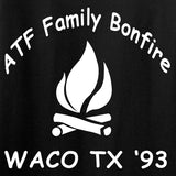Ladies ATF Bonfire T-Shirt [Mrgunsngear]