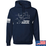 Free Men Don't Ask Permission Hoodie