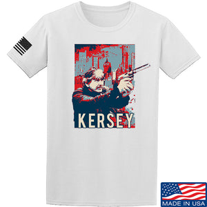 Men of Arms Apparel Kersey T-Shirt T-Shirts Small / Black by Ballistic Ink - Made in America USA