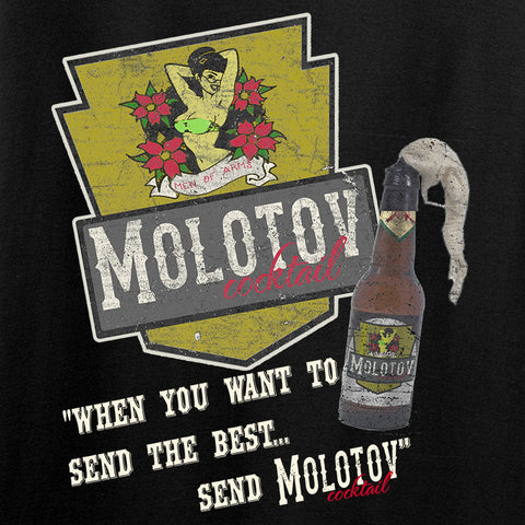 Ladies Molotov T-Shirt