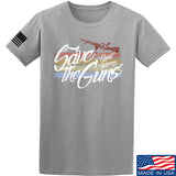 Men of Arms Apparel Save The Guns T-Shirt T-Shirts Small / Light Grey by Ballistic Ink - Made in America USA