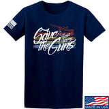 Men of Arms Apparel Save The Guns T-Shirt T-Shirts Small / Navy by Ballistic Ink - Made in America USA