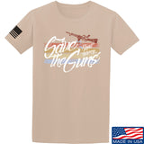 Men of Arms Apparel Save The Guns T-Shirt T-Shirts Small / Sand by Ballistic Ink - Made in America USA