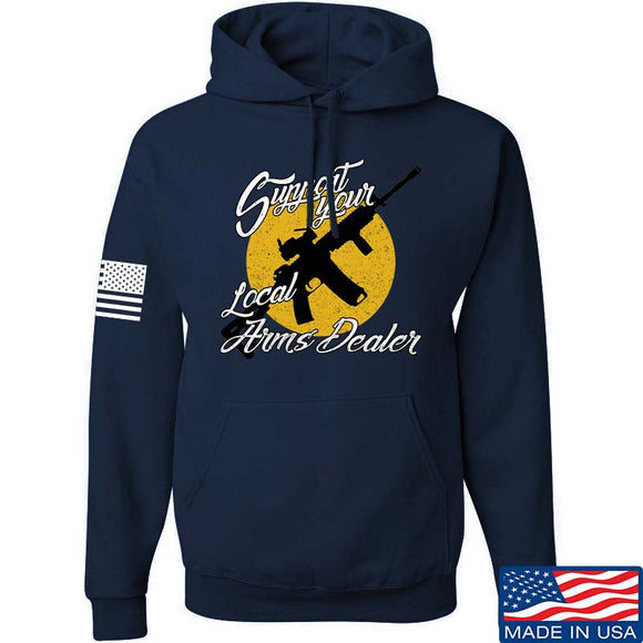 Support Your Local Arms Dealer Hoodie [MAC]