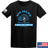 Men of Arms Apparel The Big Igloo T-Shirt T-Shirts Small / Black by Ballistic Ink - Made in America USA