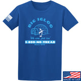 Men of Arms Apparel The Big Igloo T-Shirt T-Shirts Small / Blue by Ballistic Ink - Made in America USA