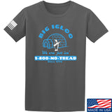 Men of Arms Apparel The Big Igloo T-Shirt T-Shirts Small / Charcoal by Ballistic Ink - Made in America USA
