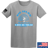 Men of Arms Apparel The Big Igloo T-Shirt T-Shirts Small / Light Grey by Ballistic Ink - Made in America USA