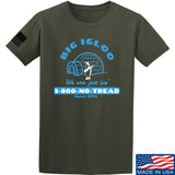 Men of Arms Apparel The Big Igloo T-Shirt T-Shirts Small / Military Green by Ballistic Ink - Made in America USA