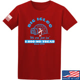 Men of Arms Apparel The Big Igloo T-Shirt T-Shirts Small / Red by Ballistic Ink - Made in America USA