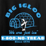 Men of Arms Apparel Ladies The Big Igloo T-Shirt T-Shirts [variant_title] by Ballistic Ink - Made in America USA