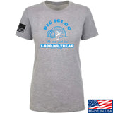 Men of Arms Apparel Ladies The Big Igloo T-Shirt T-Shirts SMALL / Light Grey by Ballistic Ink - Made in America USA