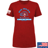 Men of Arms Apparel Ladies The Big Igloo T-Shirt T-Shirts SMALL / Red by Ballistic Ink - Made in America USA