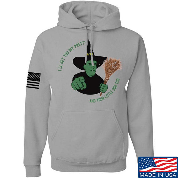 Wicked Witch of the ATF Hoodie