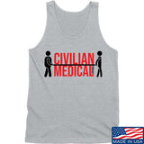 Civilian Medical Podcast Tank