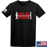 Civilian Medical Podcast T-Shirt