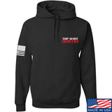 Top Shot Dustin Chest Logo Hoodie