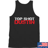 Top Shot Dustin Full Logo Tank