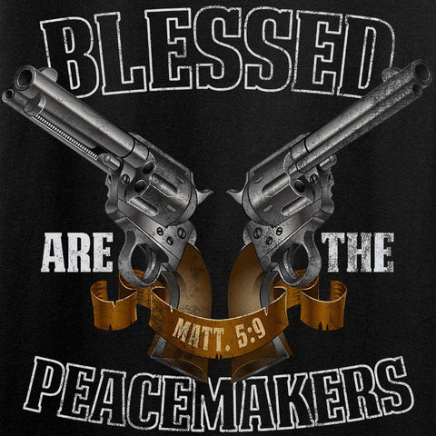 Blessed are the Peacemakers Tank