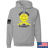 Just Grin and Barrett Hoodie