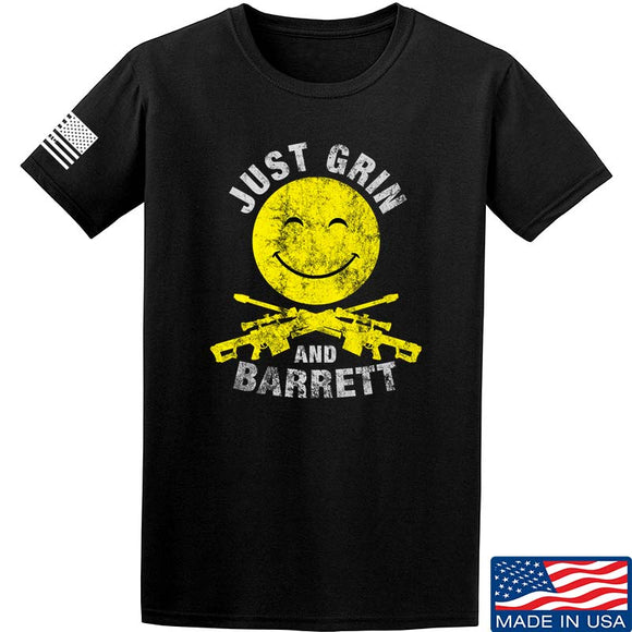 Just Grin and Barrett T-Shirt