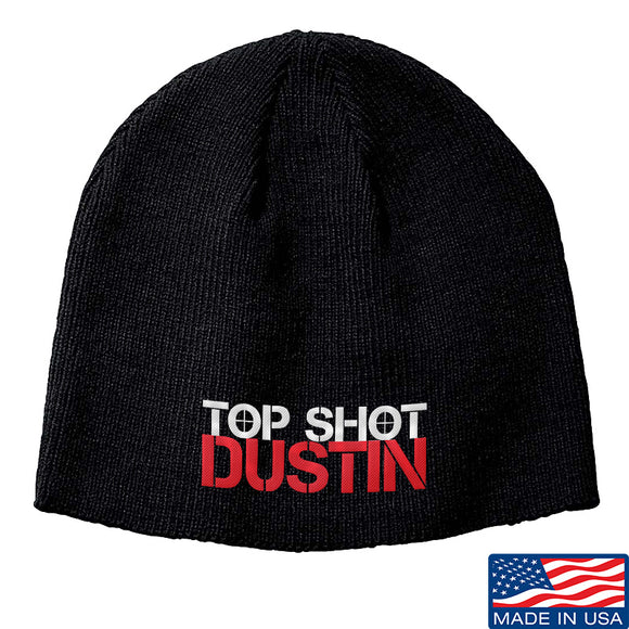 Top Shot Dustin Logo Beanie