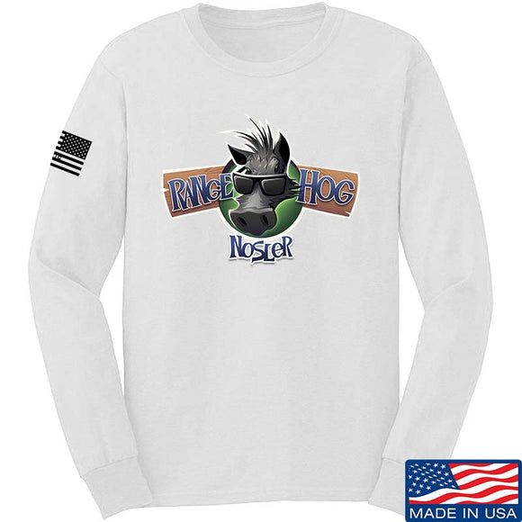 Nosler Range Hog Long Sleeve T-Shirt