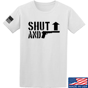 Shut Up T-Shirt