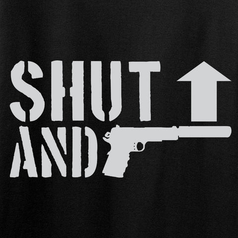 Ladies Shut Up T-Shirt