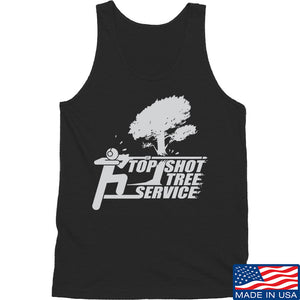 Top Shot Tree Service Tank