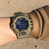 Casio G-Shock Rangeman Watch — GW9400-3 — Military Green