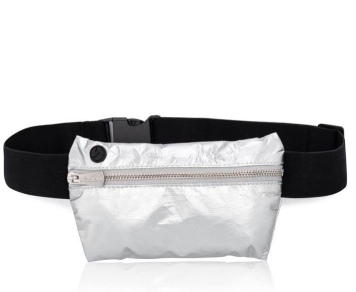 Monogrammed Invisible Belt Bag