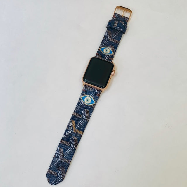 Apple Watch Repurposed & Handpainted
