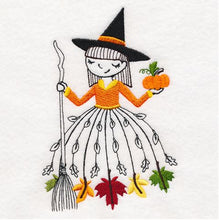 Load image into Gallery viewer, Autumn Witch