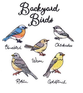 Backyard Birds