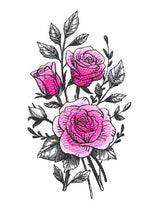 Load image into Gallery viewer, Beautiful Rose Etching