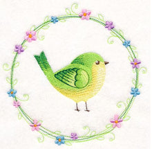 Load image into Gallery viewer, Spring Birds - Peridot