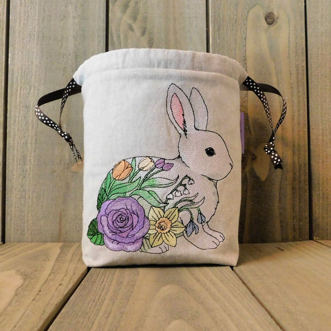 Woodland Bloom Bunny