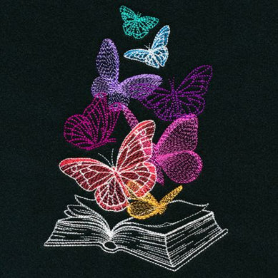 Fantastical Butterfly Book