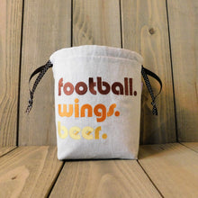 Load image into Gallery viewer, Football Wings Beer