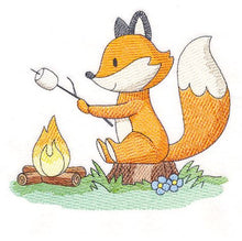 Load image into Gallery viewer, Cute Cabin Pals - Fox