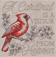 Load image into Gallery viewer, Garden of Inspiration - Cardinal