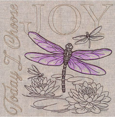 Garden of Inspiration - Dragonfly