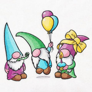 Gnomies - Happy Birthday