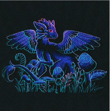 Night Magic Dragon