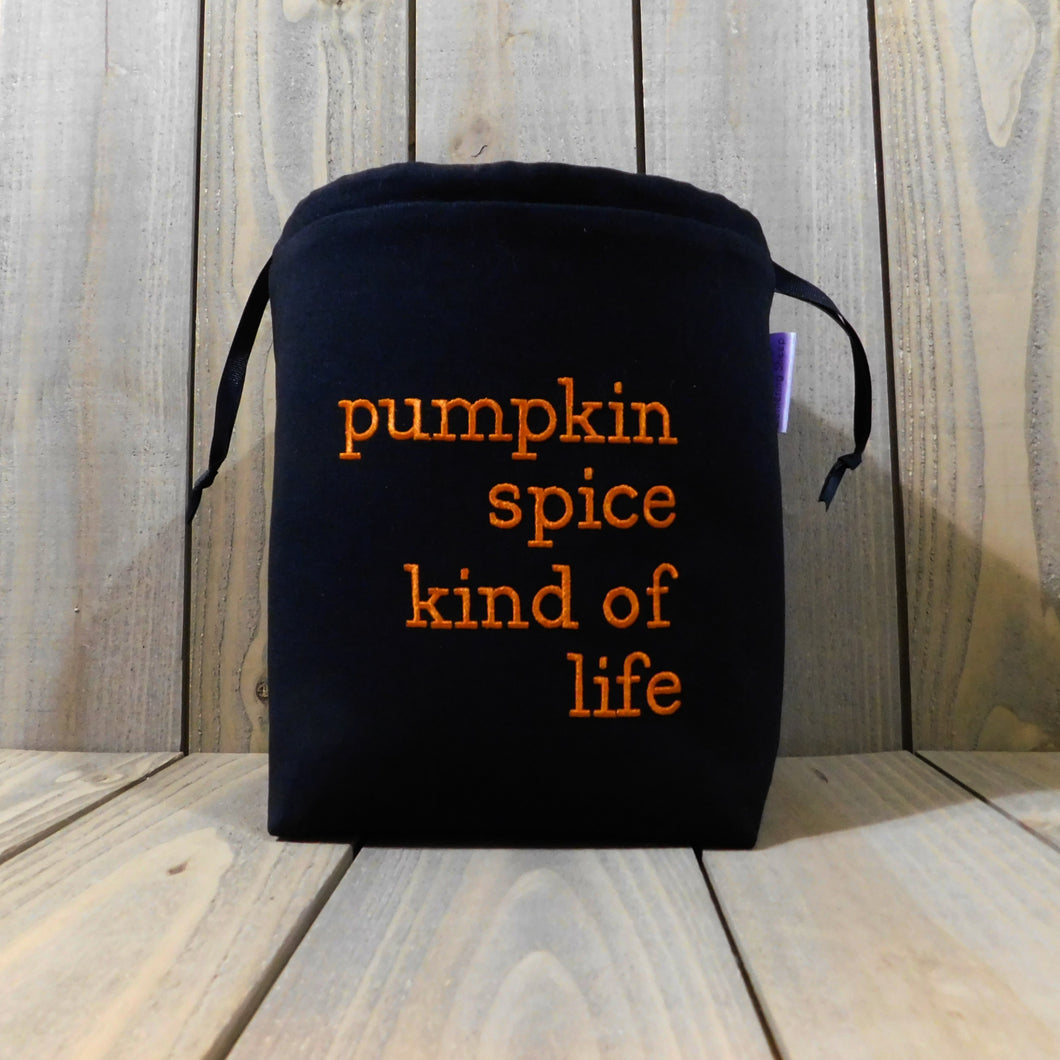 Pumpkin Spice Kind of Life