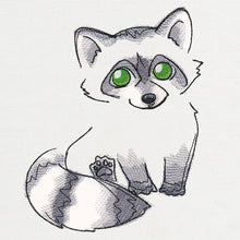 Load image into Gallery viewer, Fluffy Fauna - Raccoon