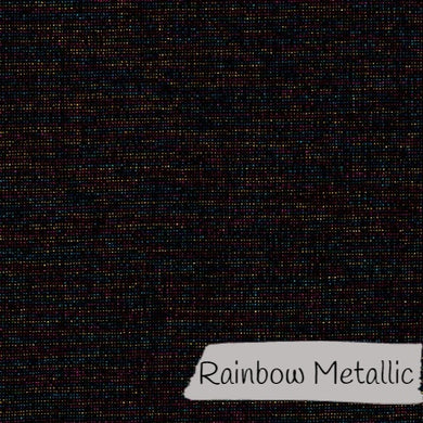 Rainbow Metallic